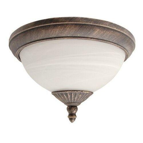 Rabalux Madrid lampa sufitowa na zewnątrz Biały, 2-punktowe - Dworek - Obszar zewnętrzny - Madrid - Czas dostawy: od 2-3 tygodni, 8377