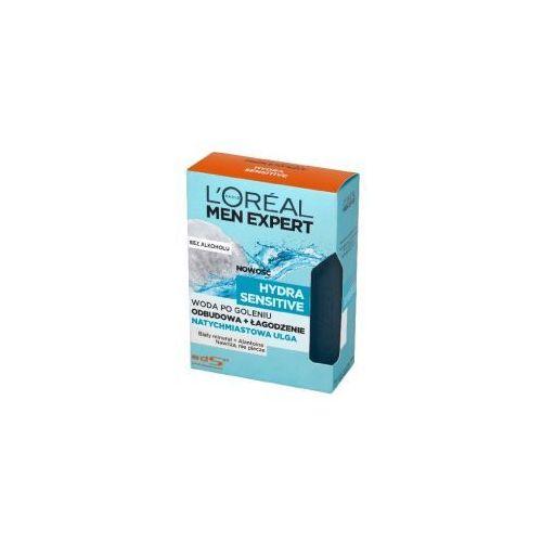 L'Oreal Paris, Men Expert. Hydra Sensitive. Woda po goleniu, 100 ml - L'Oreal Paris (3600522834144)