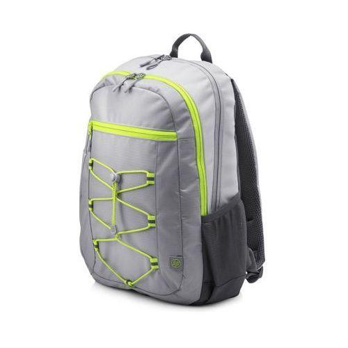 Hewlett-packard Plecak hp active 15.6 cali szaro-żółty darmowy transport (0190781611905)
