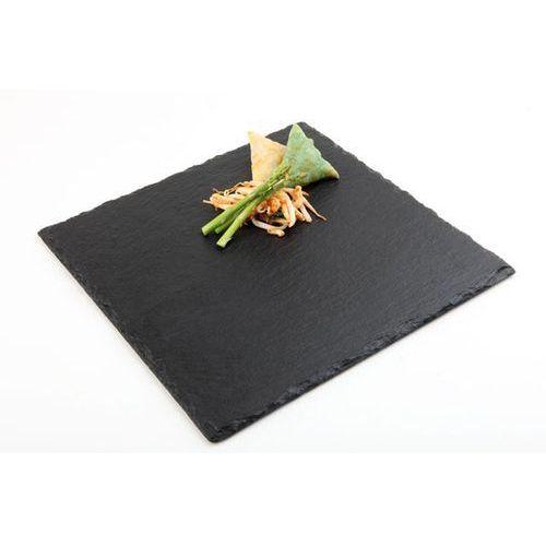 Taca serwingowa kwadratowa z kamienia łupkowego   różne wymiary marki Aps