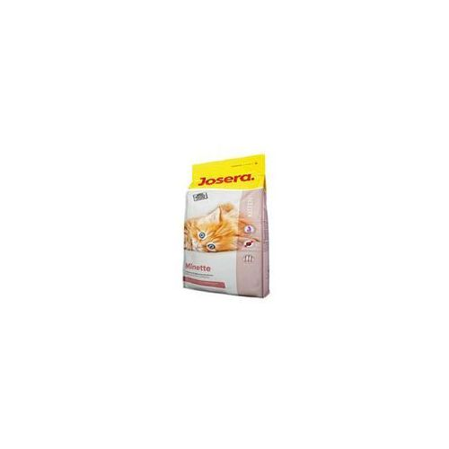 10 kg Josera dla kota + Feringa Sticks, kurczak i kaczka, 3 x 6 g gratis! - Minette (4032254731856)