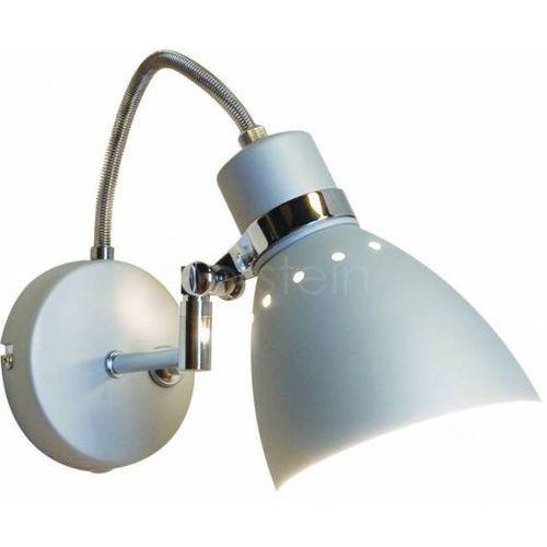 spring lampa ścienna stal nierdzewna, 1-punktowy - nowoczesny - obszar wewnętrzny - spring - czas dostawy: od 4-8 dni roboczych marki Steinhauer