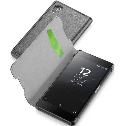 Cellular line Etui book essential sony xperia z5 czarny (8018080252723)