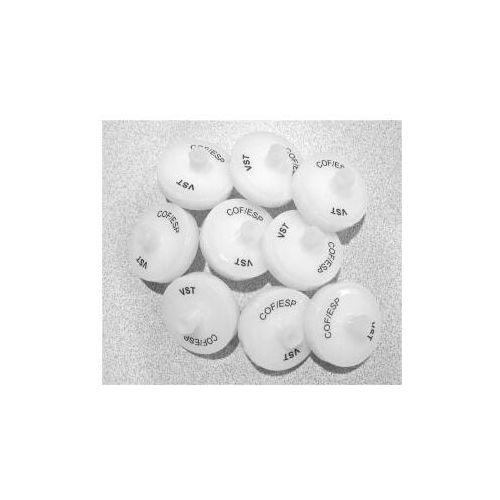 Zestaw filtrów do usuwania nierozpuszczonych stałych cząstek z espresso (50 szt.)