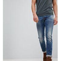 Nudie Jeans Co Grim Tim Jeans Conjunctions Wash - Blue