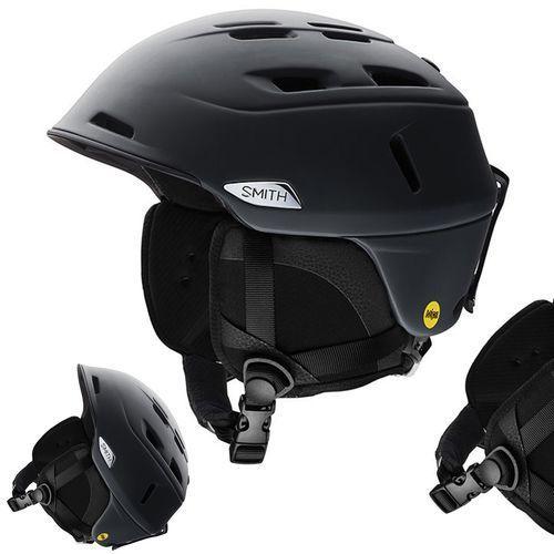 Kask narciarski camber matte black 55-59 marki Smith