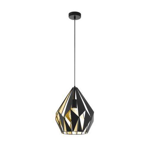 Carlton 1 49931 lampa wisząca vintage loft eglo marki Eglo vintage