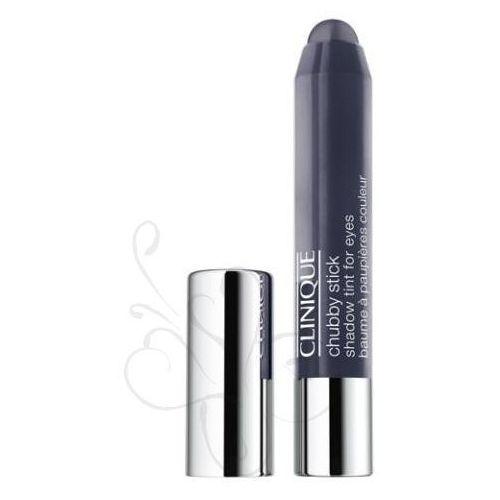 Chubby stick shadow tint for eyes cienie do powiek w kredce 08 curvaceous coal 3g od producenta Clinique