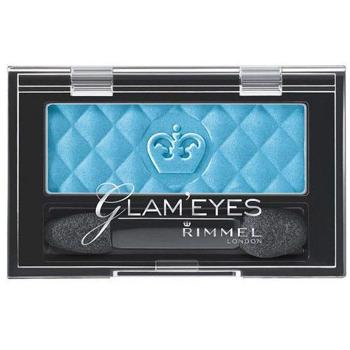 Rimmel London Glam Eyes Mono Eye Shadow 2,4g W Cień do powiek 410 Plum Romance (3607345360270)