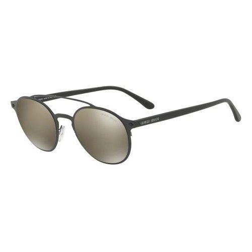 Okulary Słoneczne Giorgio Armani AR6041 FRAMES OF LIFE 30015A