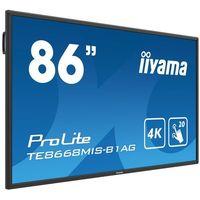 "Monitor led te8668mis-b1ag 86"" dotykowy marki Iiyama"