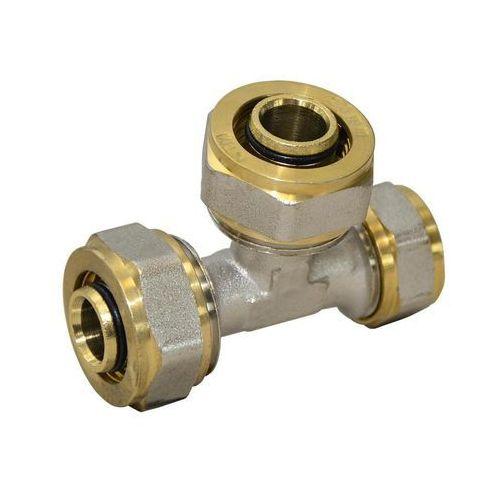 Instal complex Trójnik skręcany 20 - 20 - 16 mm