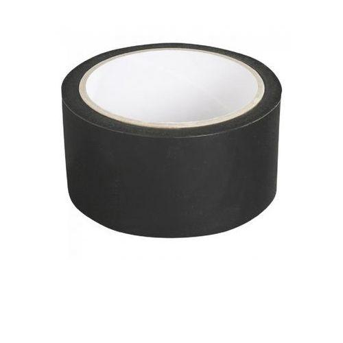 Taśma do krępowania ciała Black Bondage Tape 20m Roll BDSM 92282
