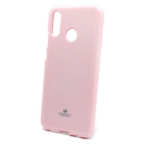 Etui Jelly Mercury Huawei P Smart Case pudrowy róż, kolor różowy