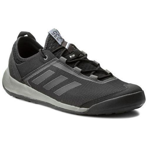 Buty adidas - Terrex Swift Solo S80930 Utiblk/Cblack/Grefou, kolor czarny