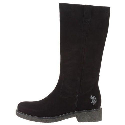 U.S. Polo Assn Scarlett Tall boots Czarny 36 (8055197008782)