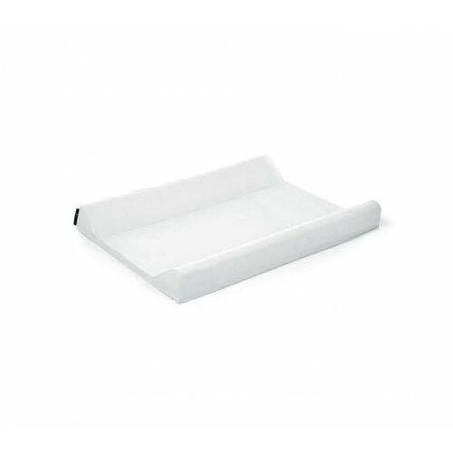 Pastelowe prześcieradło na przewijak białe Lullalove (5902633253493)