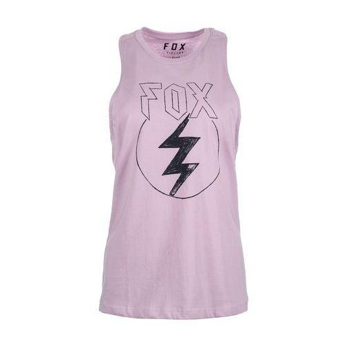 Fox koszulka bez rękawów damska repented aiirline s fioletowy
