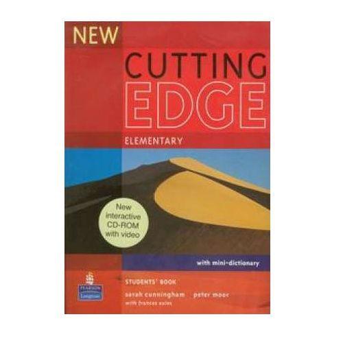 Cutting Edge New Elementary Student s Book (+ CD), Sarah Cunningham, Peter Moor