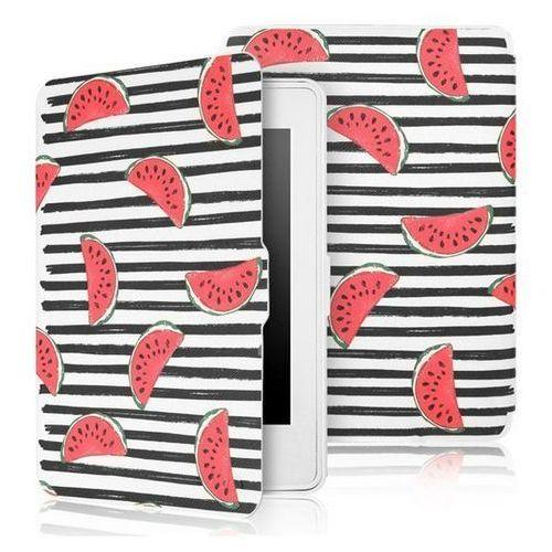 Etui Smart Case Kindle Paperwhite 1 2 3 Watermelon (6412387813991)