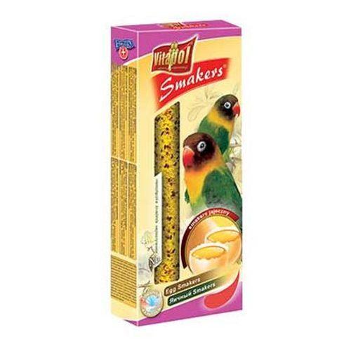smakers dla nierozłączek - jajeczny 90 g- rób zakupy i zbieraj punkty payback - darmowa wysyłka od 99 zł marki Vitapol