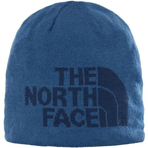 Czapka The North Face Highline Beanie T0A5WGYPE, kolor niebieski