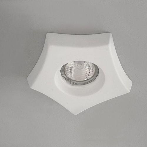 Aube Oczko Cleoni 5170 13cm biały