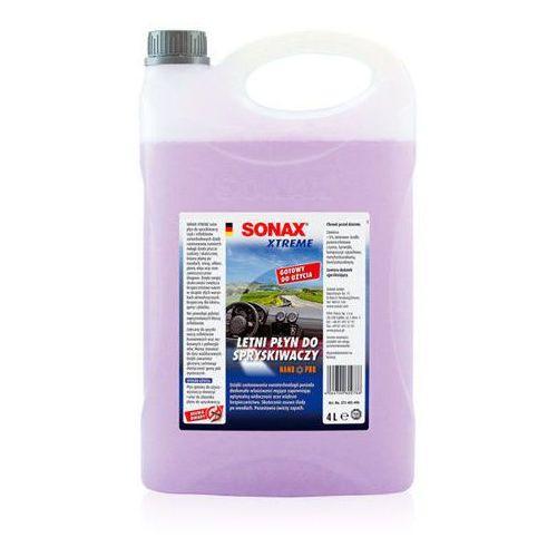 Letni płyn do spryskiwaczy (ocean) 4 litry marki Sonax