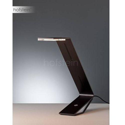 Tecnolumen flad lampa stołowa czarny, 1-punktowy - nowoczesny - obszar wewnętrzny - flad - czas dostawy: od 3-6 dni roboczych