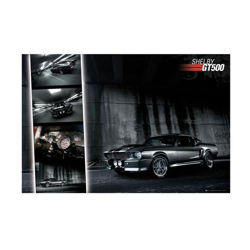 Plakat EASTON - MUSTANG 91.5 x 61 cm (8714597110456)
