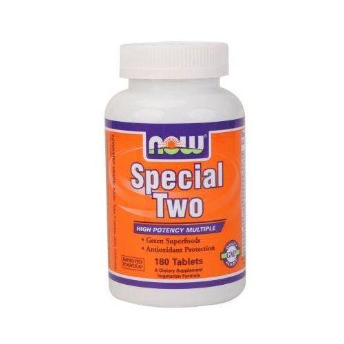 Now Foods Special Two 180 tabl. - naturalne witaminy i minerały