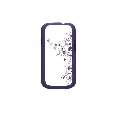 TB Etui Samsung S3 orchidea fiolet z kategorii Futerały i pokrowce do telefonów