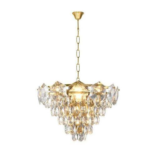 Lampa wisząca 6x40W E14 SELLENA ML5988 Milagro, kolor Złoty