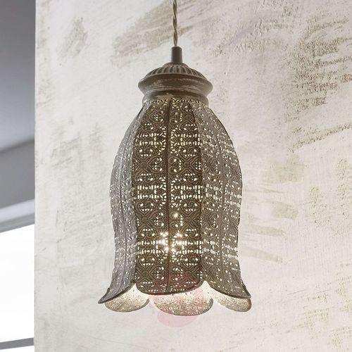 Eglo 49207 - lampa wisząca vintage 1xe27/60w/230v (9002759492076)