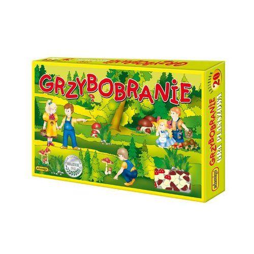 Adamigo - Grzybobranie - gra planszowa - Adamigo (5902410004393)