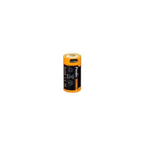 Akumulator arb-l16u (16340 700 mah 3,7 v usb) marki Fenix