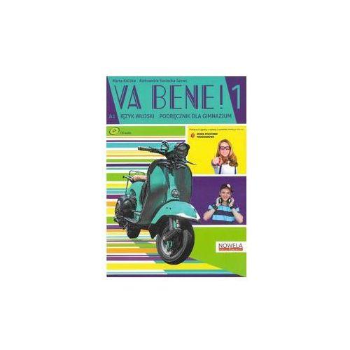 Va Bene! 1 Podręcznik + Ćwiczenia + płyta CD - Wysyłka od 3,99 - porównuj ceny z wysyłką (9788362008803)