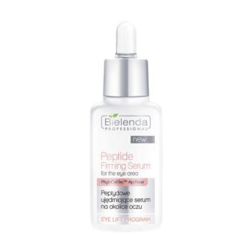 peptide firming serum peptydowe ujędrniające serum na okolice oczu marki Bielenda professional