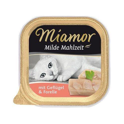 Miamor  milde mahlzeit - konserwa mięsna smak: kura z pstrągiem 16x100g (4000158750648)