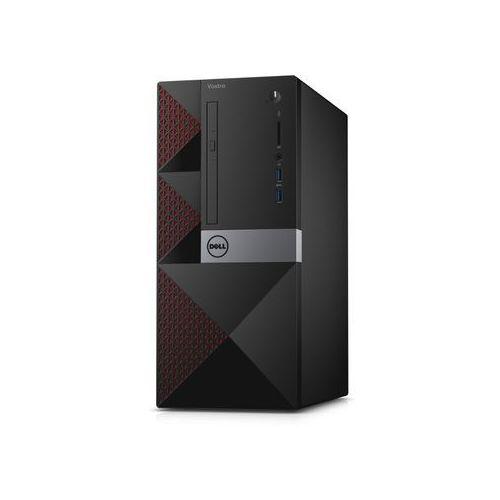 Dell Vostro 3668 MT i7-7700 8GB 1TB GTX745 W10 Pro - produkt w magazynie - szybka wysyłka!, N116RVD3668EMEA01