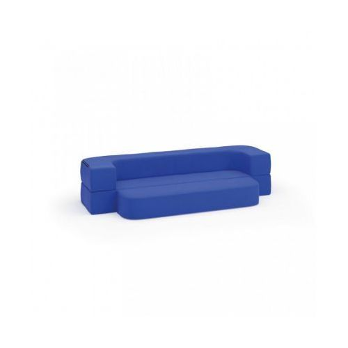 Kanapa Softy, niebieska