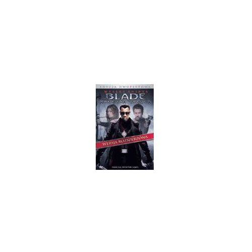 Blade: Mroczna Trójca (DVD) - David S. Goyer OD 24,99zł DARMOWA DOSTAWA KIOSK RUCHU