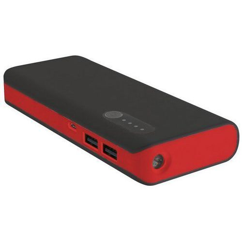 Platinet Powerbank 42899 (13000 mah) czarno-czerwony