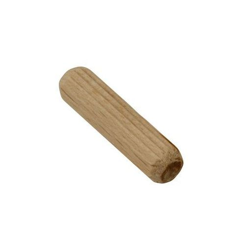 Kołek meblowy DREWNIANY 8 x 32 mm 10 szt. (5901912808812)