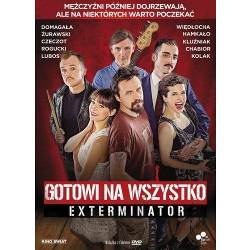 Gotowi na wszystko. exterminator (płyta dvd) marki Kino świat