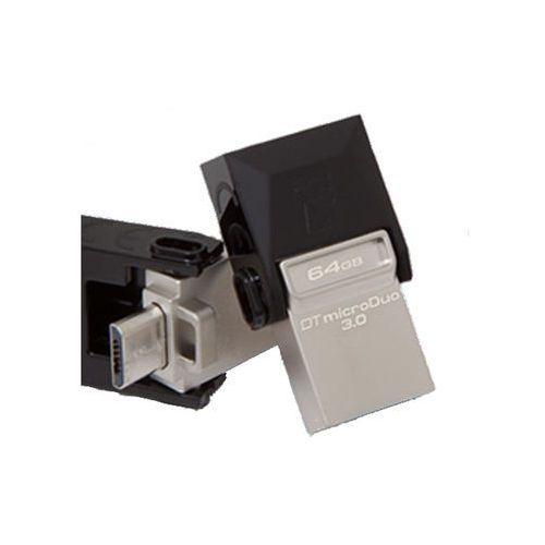 Kingston Pendrive  64gb 3.0 data travel micro duo