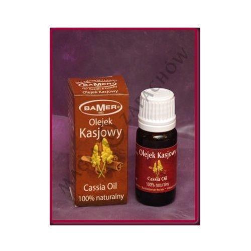 KASJOWY / CYNAMONOWY - olejek eteryczny - BAMER 7 ml