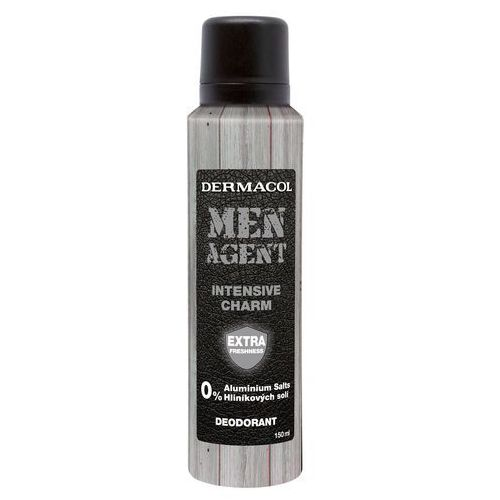 men agent intensive charm dezodorant 150 ml dla mężczyzn marki Dermacol