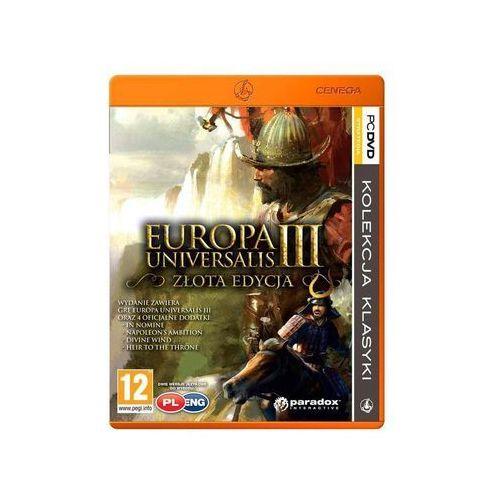 OKAZJA - Europa Universalis 3 (PC)
