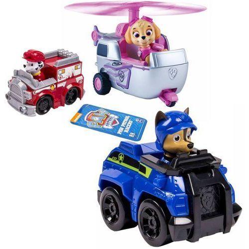 Paw Patrol Psi Zestaw 3 pojazdów Rescue Racers 2 6024761 (0778988109441)
